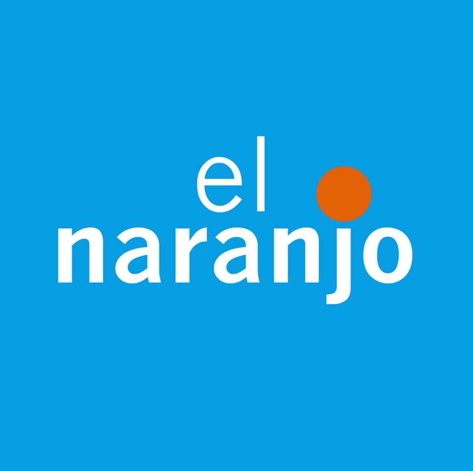 Logo Editorial El Naranjo